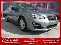 2016 Subaru Impreza Sedan 2.0I 4dr Car in Franklin, TN