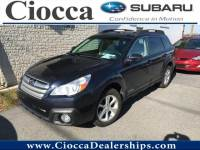 Used 2013 Subaru Outback 2.5i Premium SUV for Sale in Allentown near Lehigh Valley