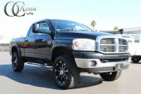 2008 Dodge RAM 2500 6.7L CUMMINS TURBO DIESEL 4X4 CREW CAB SB SLT LIFTED