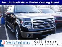 2014 Ford F-150 King Ranch CREW CAB SHORT BED TRUCK ECOBOOST V6 ENGINE