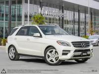 Certified Used 2015 Mercedes-Benz ML350 4MATIC SUV