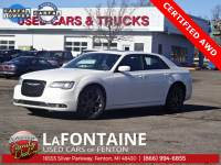 CERTIFIED PRE-OWNED 2015 CHRYSLER 300 S AWD
