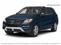Used 2013 Mercedes-Benz M-Class 4MATIC 4dr ML 350 BlueTEC All Wheel Drive 4MATIC 4 Door Sport Utility