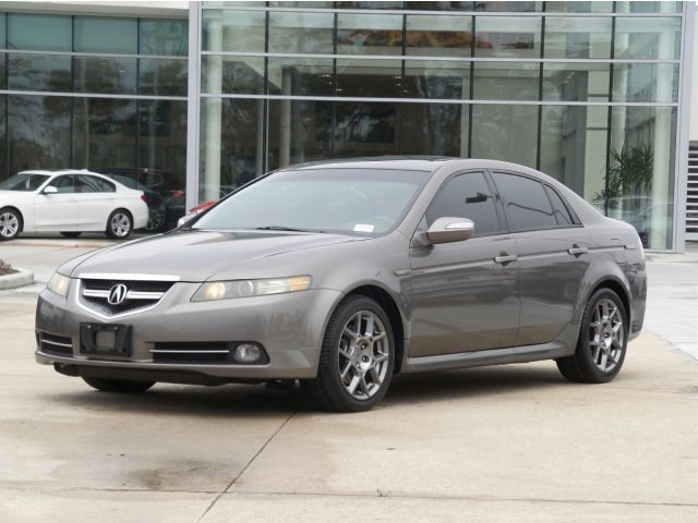 Photo 2007 Acura TL Type S wNav System Sedan