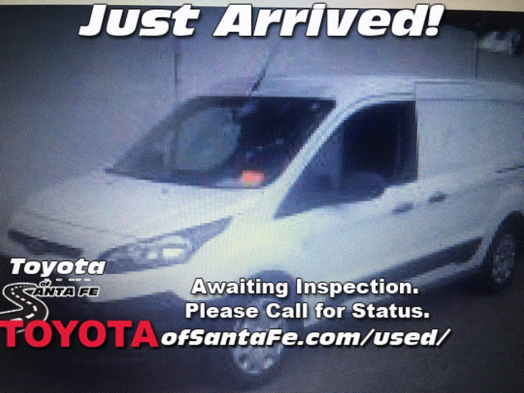 Photo Pre-Owned 2015 Ford Transit Connect XL FWD minivan