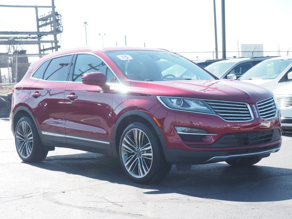 Photo Used 2015 Lincoln MKC Base AWD SUV in Woodhaven, MI