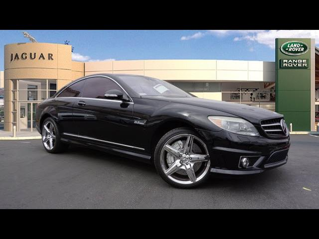 Photo Pre-Owned 2008 Mercedes-Benz CL-Class CL 63 AMG RWD CL 63 AMG 2dr Coupe
