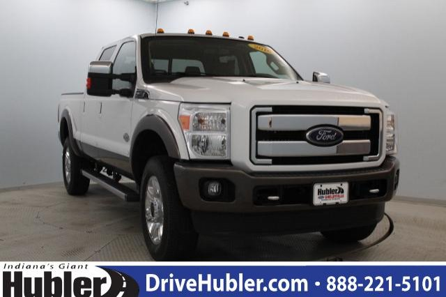 Photo Used 2016 Ford Super Duty F-350 SRW King Ranch Pickup