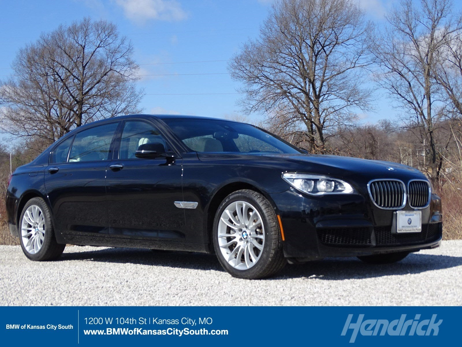 Photo 2015 BMW 7 Series 750Li xDrive Sedan in Franklin, TN