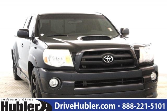 Photo Used 2006 Toyota Tacoma 2WD Access Cab Standard Bed V6 Manual X-Runner