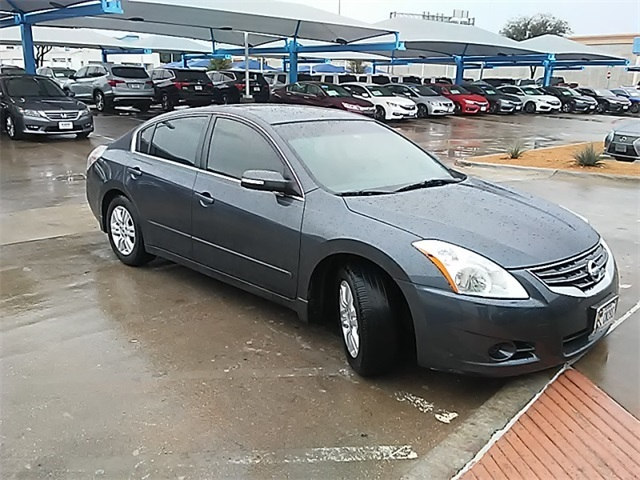 Photo 2012 Nissan Altima 2.5 For Sale Near Fort Worth TX  DFW Used Car Dealer