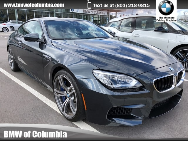 Photo 2014 BMW M6 Coupe M6 Coupe Rear-wheel Drive