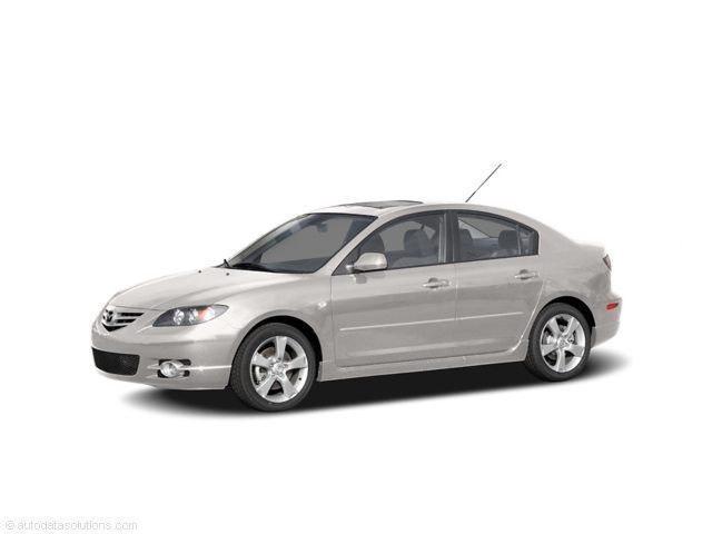 Photo Pre-Owned 2006 Mazda Mazda3 i Sedan For Sale  Raleigh NC