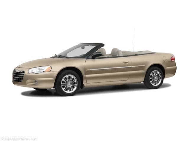 Photo Used 2004 Chrysler Sebring GTC for Sale in Clearwater near Tampa, FL