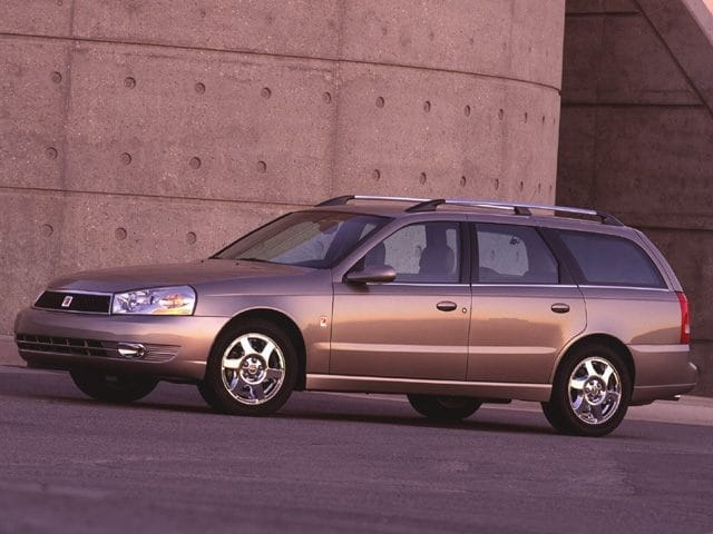 Photo 2003 Saturn L-Series Wagon