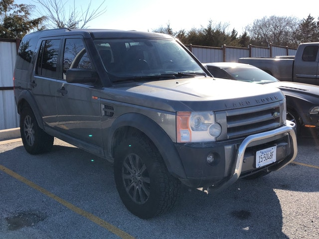 Photo Used 2008 Land Rover LR3 SE in Ardmore, OK