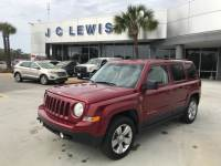 2014 Jeep Patriot Sport 4x4 SUV I-4 cyl in Savannah, GA