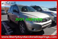 Used 2008 Toyota RAV4 4WD 4dr 4-cyl 4-Spd AT 4WD 4-cyl 4-Spd AT For Sale in Colorado Springs, CO