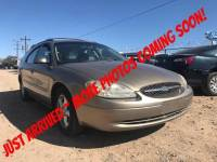 PRE-OWNED 2002 FORD TAURUS 4DR WGN SE DELUXE FWD STATION WAGON