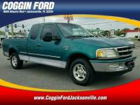 Pre-Owned 1998 Ford F-150 XL Truck Super Cab 8 in Jacksonville FL