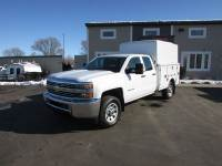 Used 2015 Chevrolet 3500 4x4 Service Utility Truck