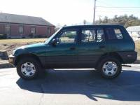 1999 Toyota RAV4 4-Door 4WD 5-Speed Manual