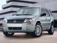 Used 2005 Mercury Mariner SUV V-6 cyl For Sale at Priority