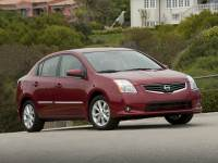 Pre-Owned 2012 Nissan Sentra 2.0 S FWD 4D Sedan