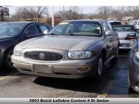 Used 2003 Buick LeSabre Custom for sale near Detroit