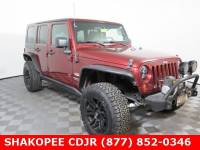 2007 Jeep Wrangler Unlimited Sahara SUV