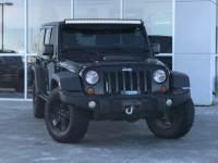 2012 Jeep Wrangler Unlimited Rubicon SUV V-6 cyl