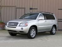 Pre-Owned 2007 Toyota Highlander Hybrid Hybrid Base SUV For Sale   Raleigh NC