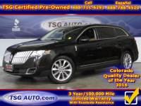 2010 Lincoln MKT 3.5L V6 Turbo AWD W/NAV Leather