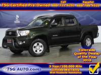 2014 Toyota Tacoma SR5 Double Cab 4.0L V6 4WD W/Bed Cover