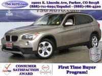 2014 BMW X1 SDRIVE28I 2.0L L4 TURBO W/Leather