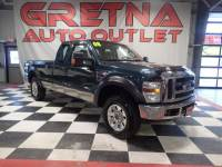 2008 Ford F-250 SD XLT EXTENDED CAB 4X4 AUTO POWER STROKE DIESEL!