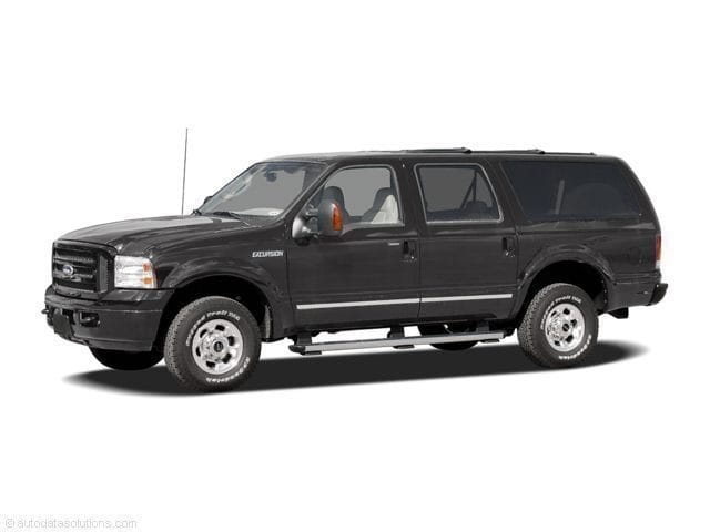Photo Used 2005 Ford Excursion Limited 137 WB 6.8L Limited 4WD in Draper
