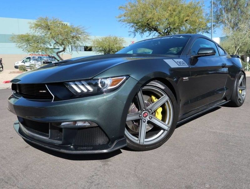 Photo 2015 Ford Mustang Saleen S302 Black Label