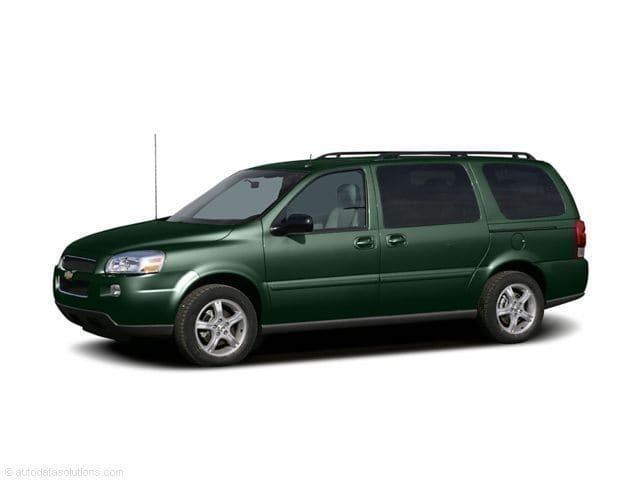Photo 2006 Chevrolet Uplander LS Van Extended Passenger Van