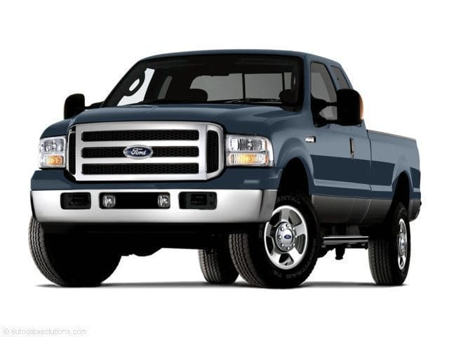 Photo Used 2005 Ford F-350SD Truck Power Stroke V8 DI 32V OHV Turbodiesel in Red Hill, PA