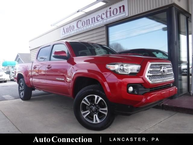 Photo 2016 Toyota Tacoma TRD Sport Double Cab Super Long Bed V6 AT