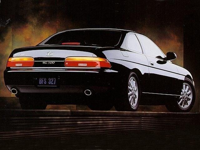 Photo 1993 LEXUS SC 300