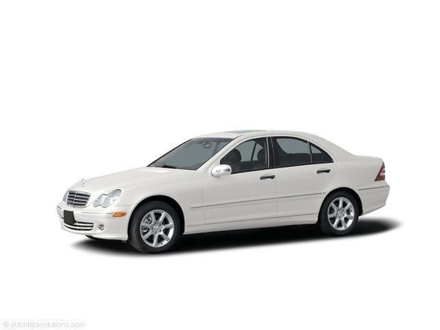 Photo 2006 Mercedes-Benz C-Class Luxury Sedan