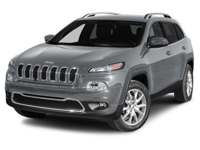 Photo 2014 Jeep Cherokee Latitude 4x4 Sport Utility