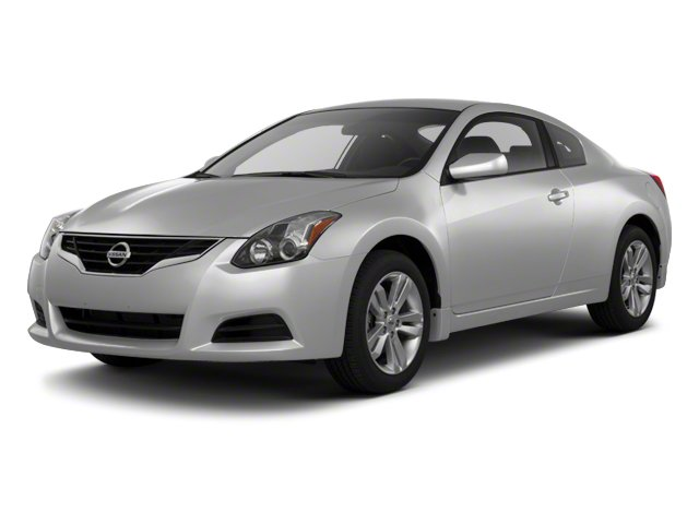 Photo Pre-Owned 2010 Nissan Altima 2dr Cpe I4 CVT 2.5 S Front Wheel Drive Coupe