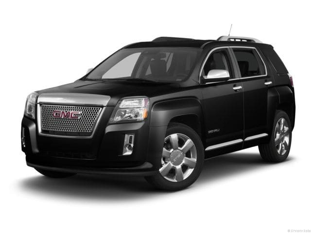 Photo 2015 Certified Used GMC Terrain SUV Denali Carbon Black For Sale Manchester NH  Nashua  StockPA5794