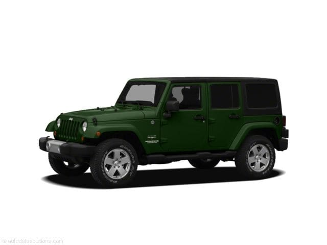 Photo 2011 Jeep Wrangler Unlimited 4WD 4dr Mojave in Salem, OR