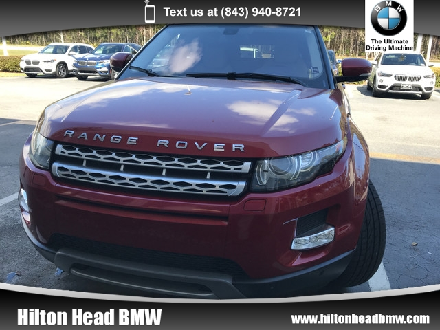 Photo 2012 Land Rover Range Rover Evoque Prestige Premium  One Owner  Navigation  Back-u SUV 4x4