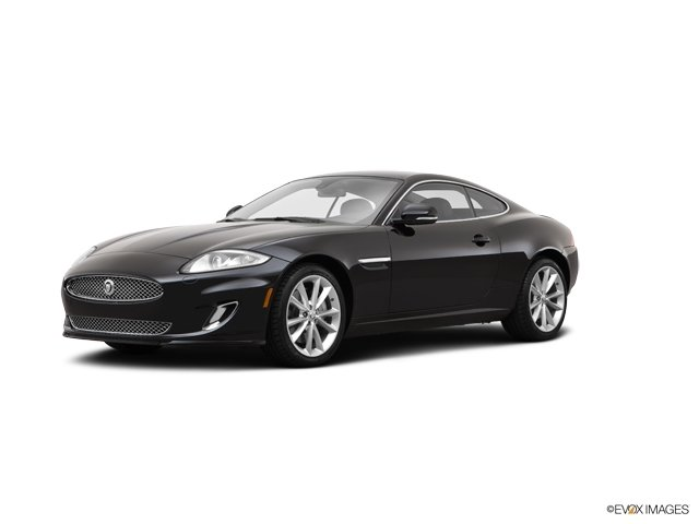 Photo Pre-Owned 2014 Jaguar XK Touring With Navigation