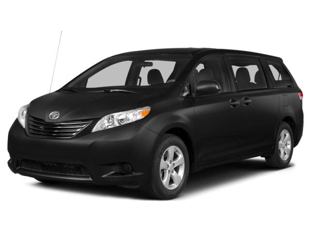 Photo 2015 Toyota Sienna XLE Navigation, Sunroof, Leather  Power Liftgate Van Front-wheel Drive 4-door